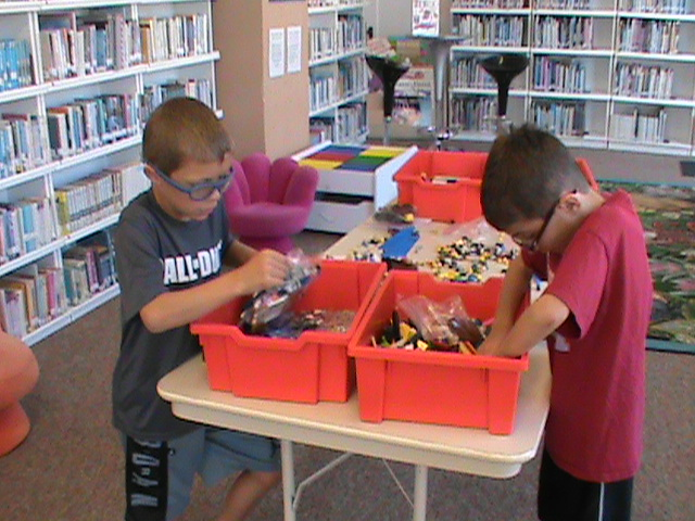 grant for library