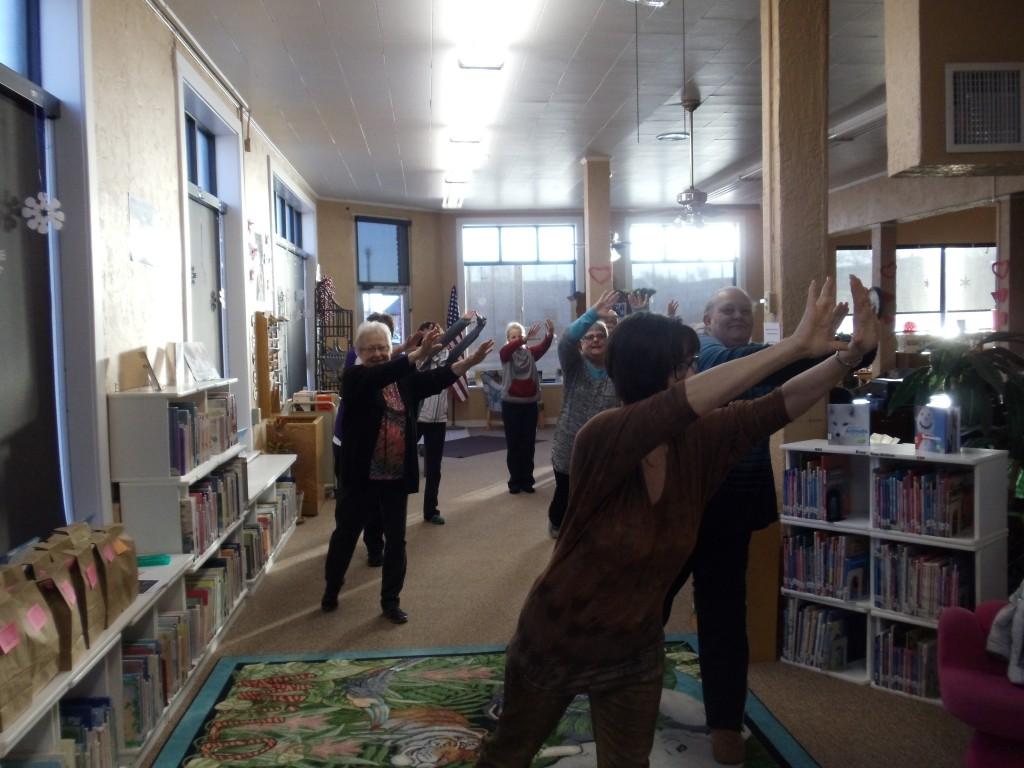 Beginners Tai Chi and Yoga Classes