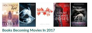 Books becoming Movies