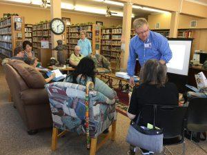 OHAI Meeting on Caregiving